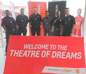 CMH GM Umhlanga Takes 3rd Place In The Inter-Dealer Soccer Tournament