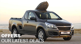 CMH Chev Latest Offers