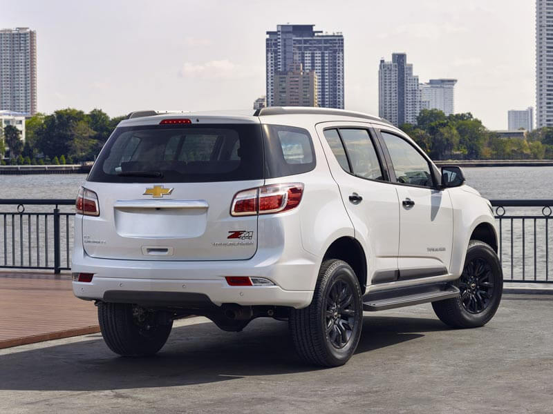 Discover New Adventures In The New Trailblazer Latest News