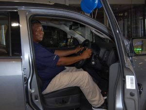 CMH East Rand at the Carnival Motor Show