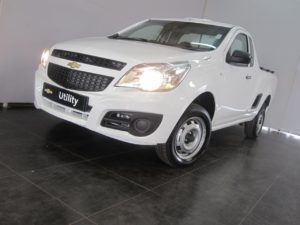 The Highly Rated Chevrolet Utility Is The Best Little Bakkie Out There