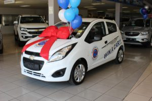 Vehicle Raffle Winner Announced By CMH East Rand & Zil Tech Solutions