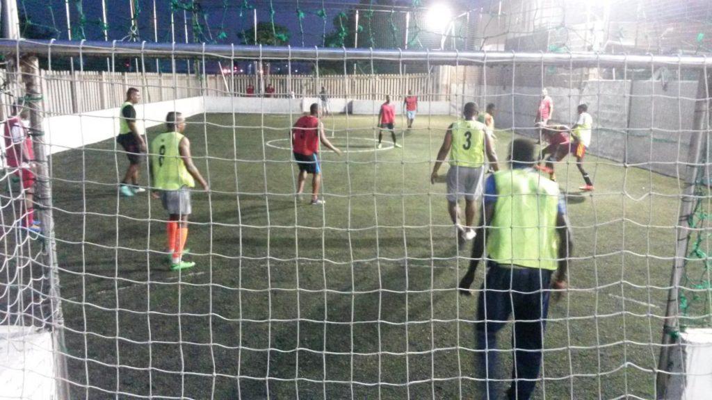 CMH GM Umhlaga Soccer Team